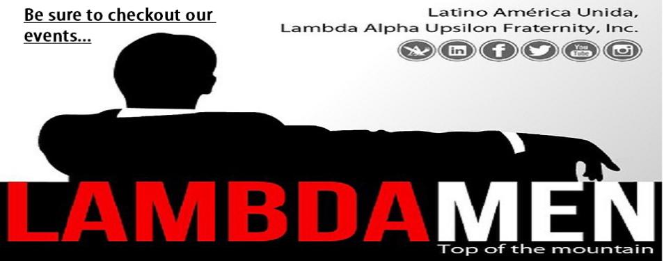 Meet the lambdas